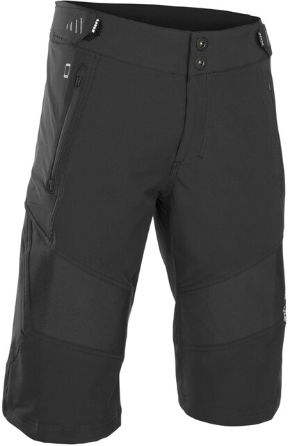ION Scrub Select Bike Shorts Herren black